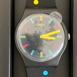 Swatch James Bond Collection - Dr. No Edition